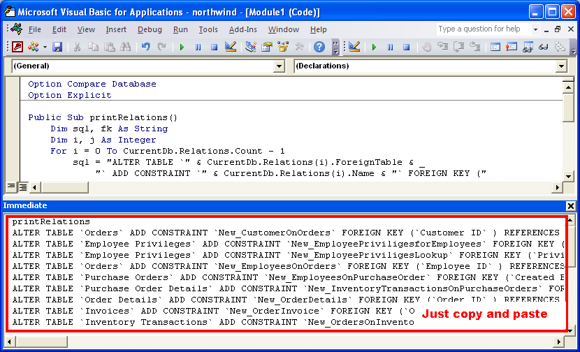 Converting MS Access to MySQL with relationships.